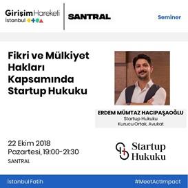 Fikri Ve Mülkiyet Hakları Kapsamında Startup Hukuku Gh Fatih
