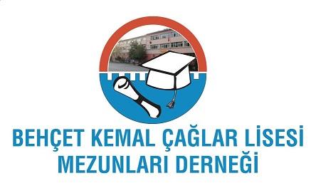 Behçet Kemal Çağlar Lisesi Mezunlar Derneği Logo