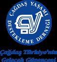 Çağdaş Yaşamı Destekleme Derneği Mezunlar Topluluğu Logo