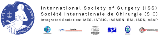 International Society of Surgery (ISS/SIC) Logo