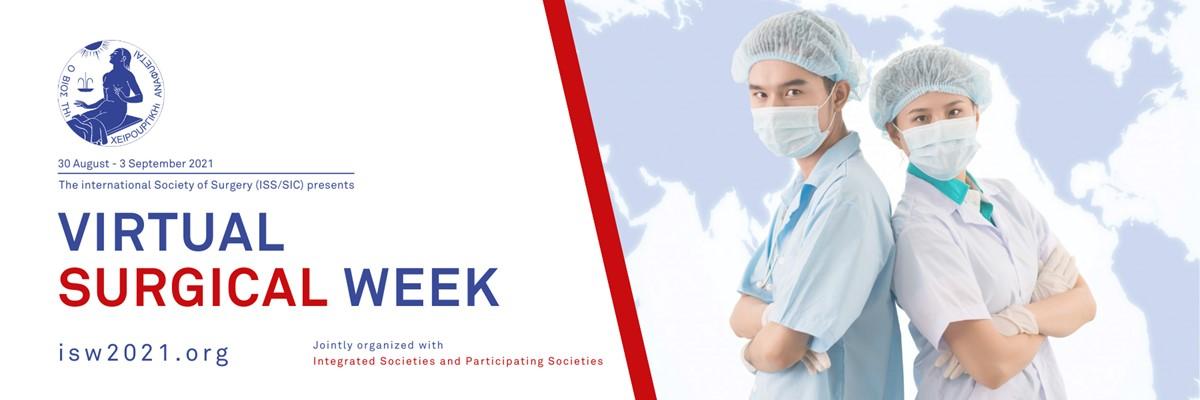 Virtual Surgical Week VSW 2021