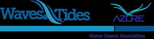 Waves & Tides of Azure Beach Residences Logo